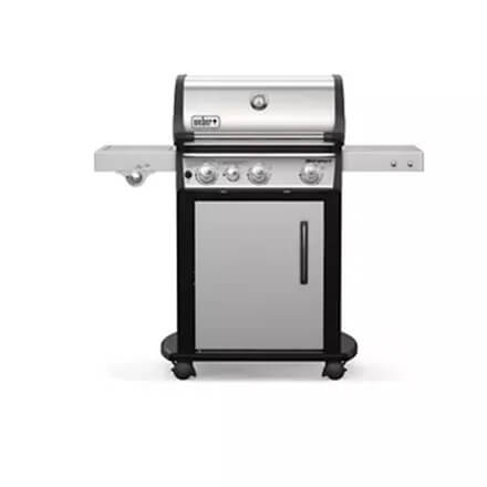 Spirit SP-335 Gas Grill - Stainless Steel Product Image