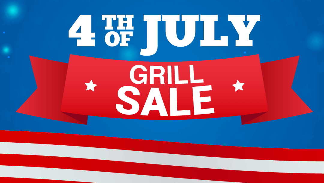 Independence Day Savings on Weber and Napoleon Grills